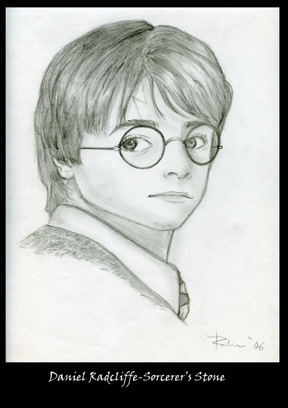 Harry's first year by rodine
