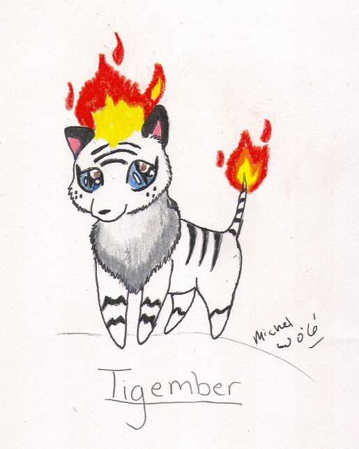 MYOP Contest Entry1- Tigember by rolla_roach