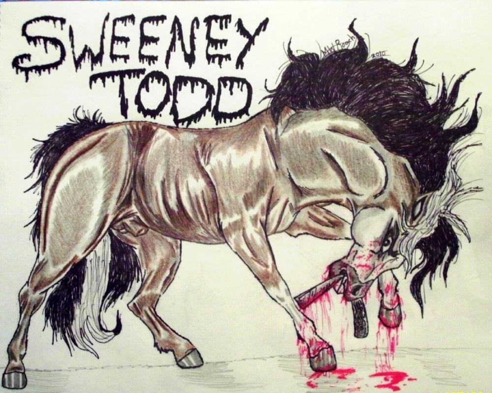 Sweeney Stally by rolla_roach