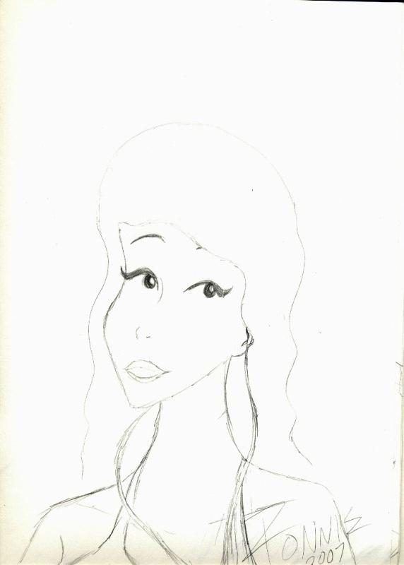 Nancy by ronnie343