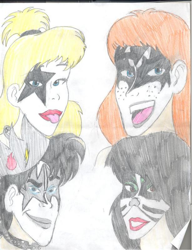 Archies-Kiss Style by ronnie343