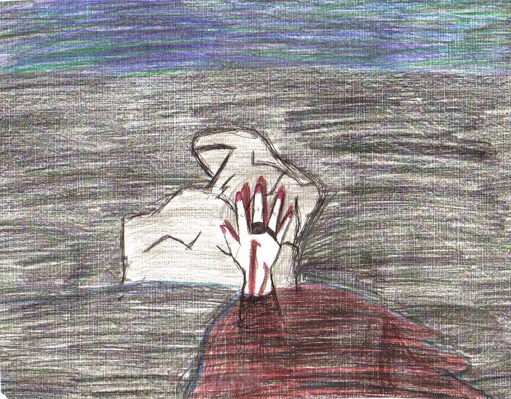Ophilia's vergo by rosecrow13