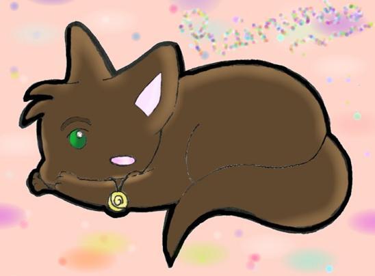 Raimundo Kitty by royally_spooky