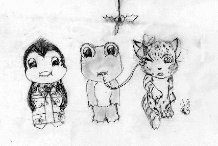 Pippins Pets by ryuuryuu