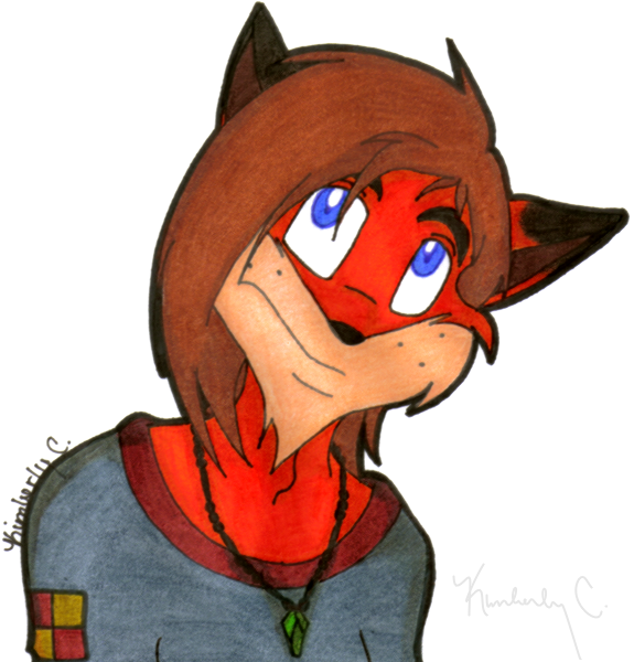 Zach Bandicoot: by SKVigilante