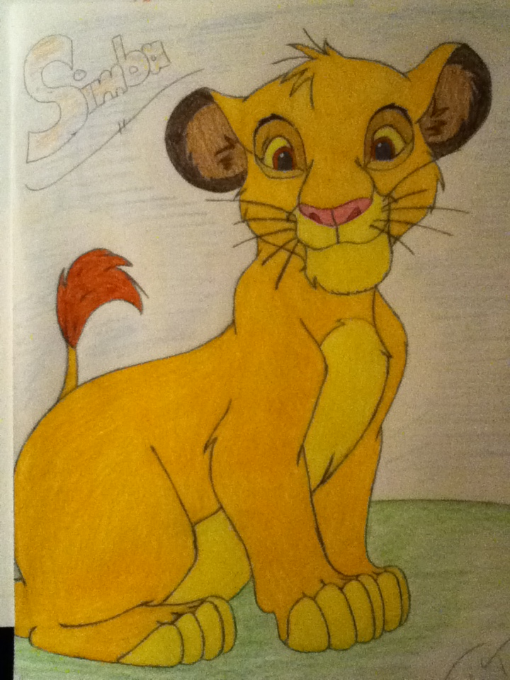 Mufasa's Pride by SacredWolf