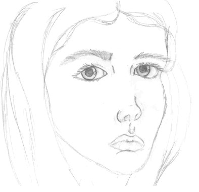 Self Portrait o.0 by Sailor_Destin