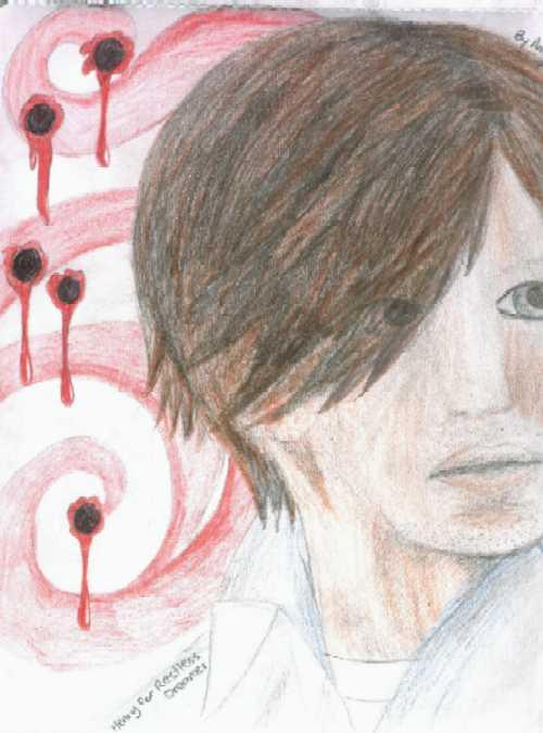 Art trade w/restless dreamer by Sakuri