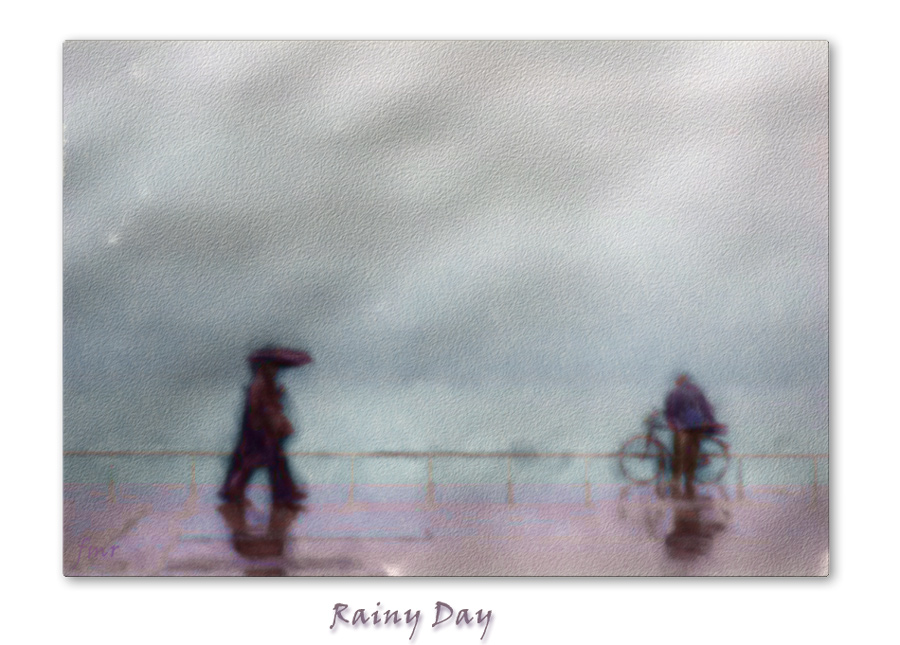 Rainy Day by Saltwater