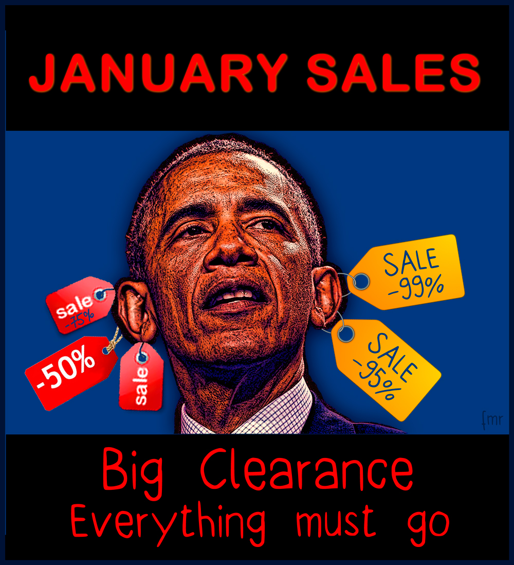 January Sales by Saltwater
