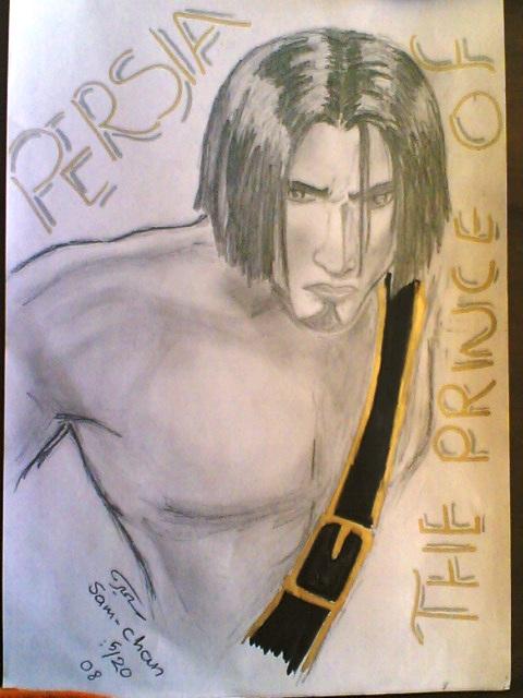 My prince by SamElmis91