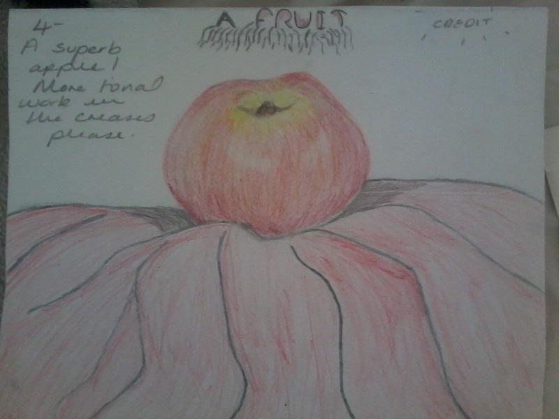 Apple (Year 8) by Sambs
