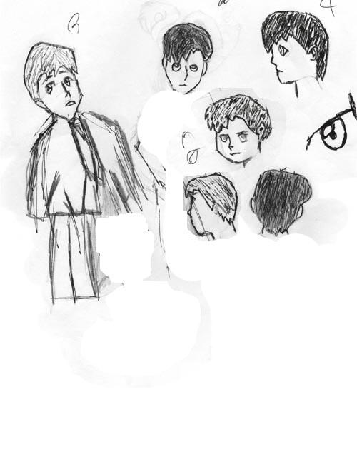 doodles by SamuraiXxx85