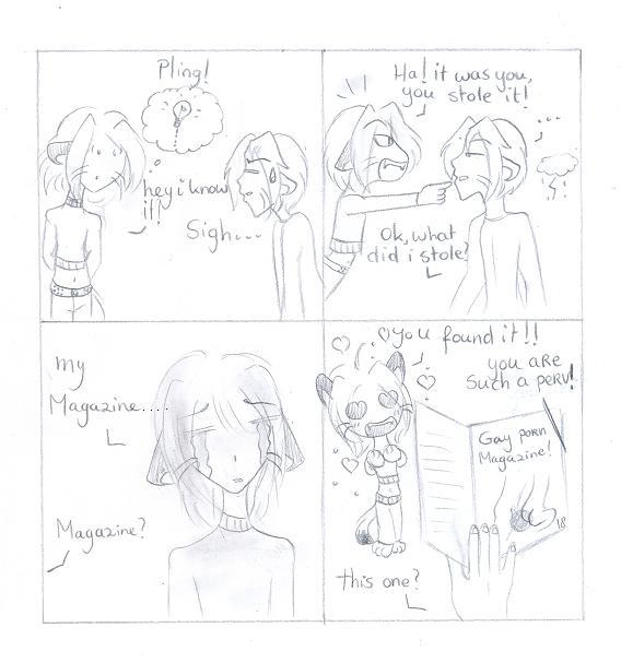 HH - Searching (part 2) by Sannetangel