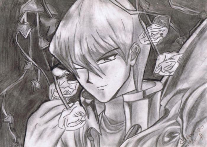 Seto Kaiba: Lord of the Yorks by ScoutChrissi