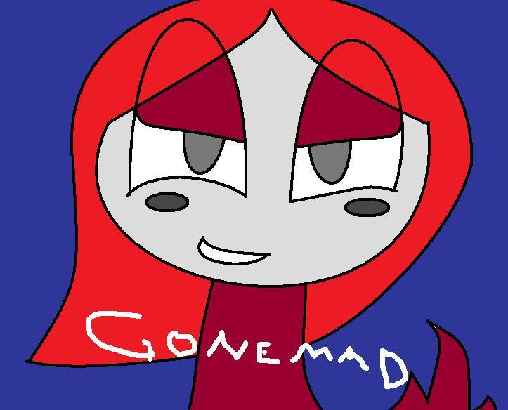 my friend gonemad! by Secret