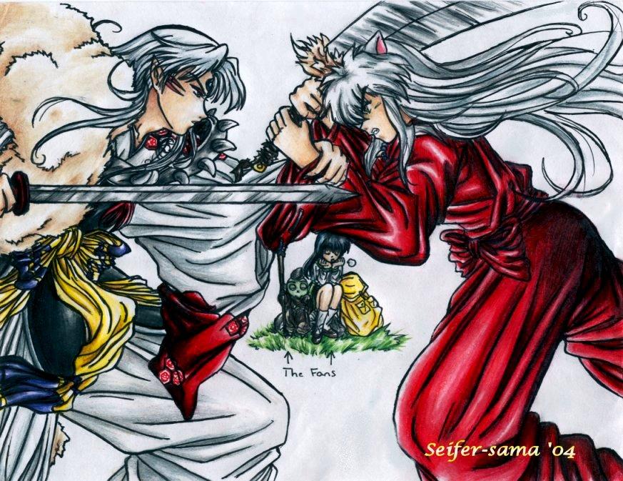 Brotherly Love by Seifer-sama