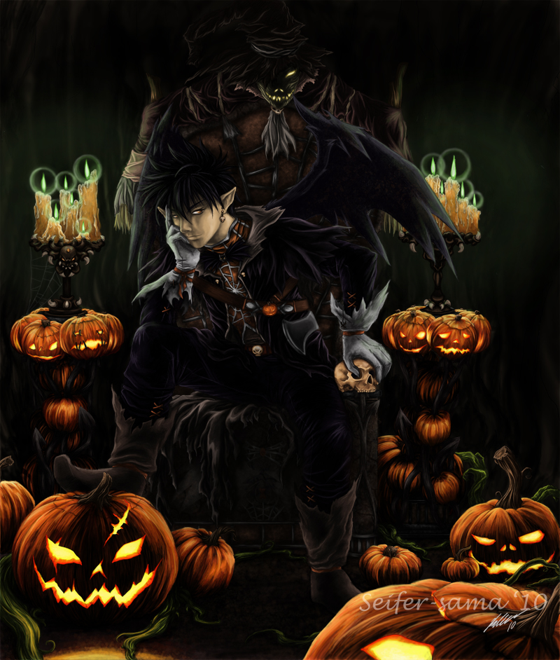 King of Halloween II by Seifer-sama