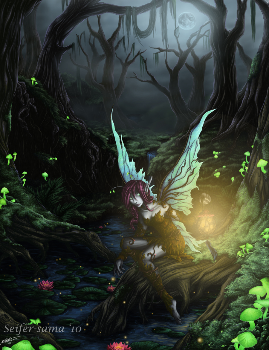 Lily's Grove by Seifer-sama