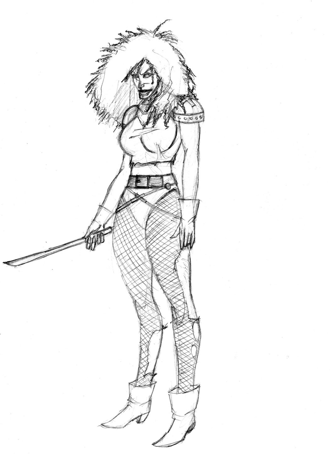 typhoid mary on the prowl... by Selkirk