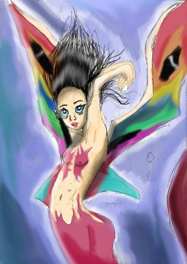 My Little Siren by Serofina