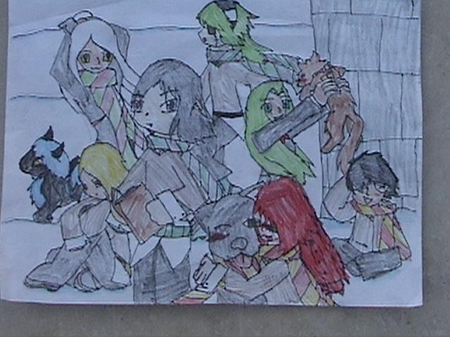 Marauders Era RPG by SeverusGreenLemonade