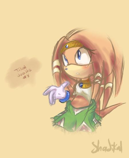 Tikal doodle 8 by Shadikal