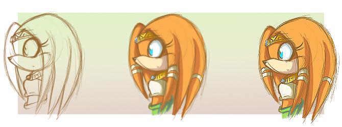 Tikal doodle 10 by Shadikal