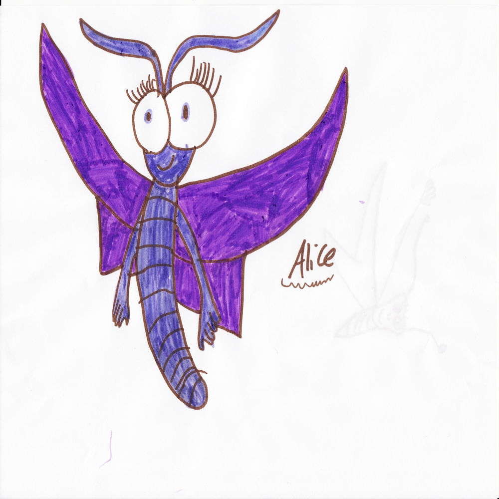 Alice the dragonfly by Shadlindragoness