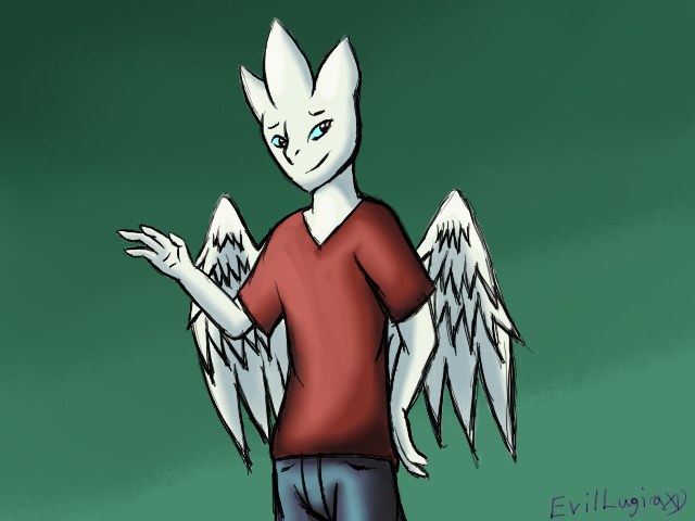 Request: Anthro Togetic (deviantART) by Shadow-Lugia-XD001