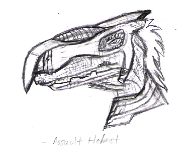 Beoarian Assault Helm by Shadow7