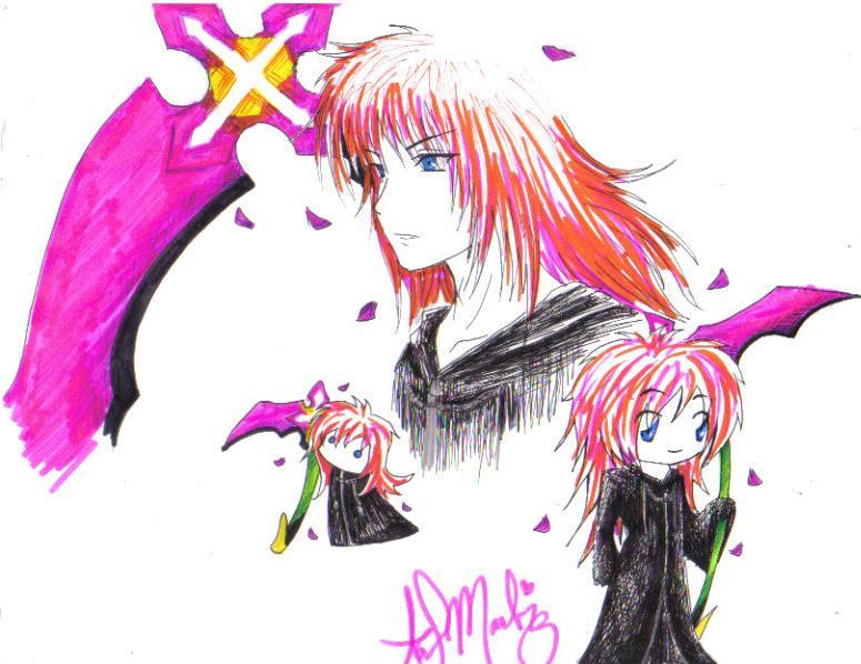 marly sketches by ShadowAsoka