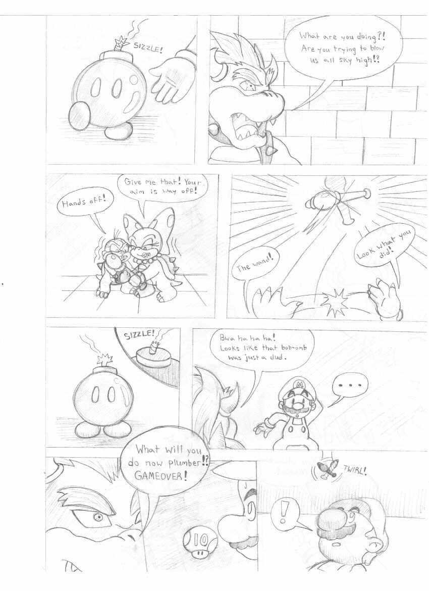 The 8 Koopa Kids pg. 10 by ShadowLink_350