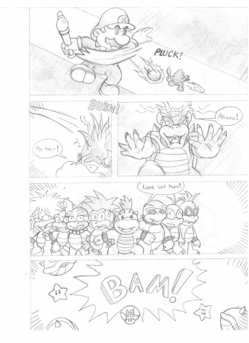 The 8 Koopa Kids pg. 12 by ShadowLink_350