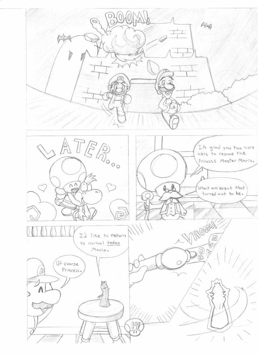 The 8 Koopa Kids pg. 14 by ShadowLink_350