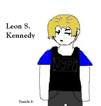 Leon S. Kennedy by ShadowMagic