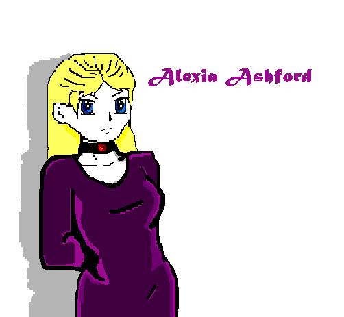 Alexia Ashford by ShadowMagic