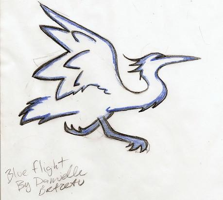 bird by ShadowMagic