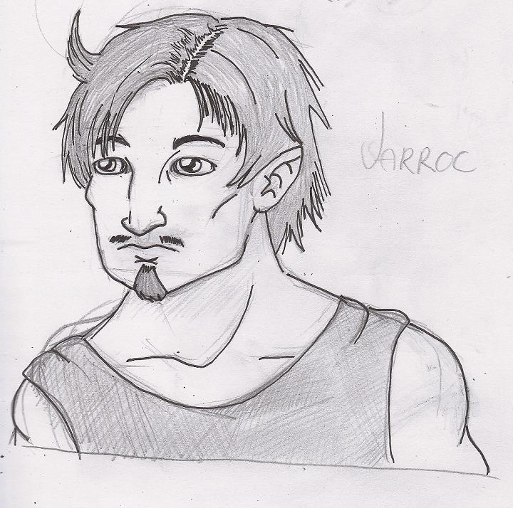 Character profile : Jarroc by ShadowMagic