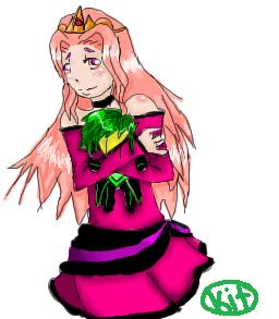 Princess Arietta by ShadowPrincess