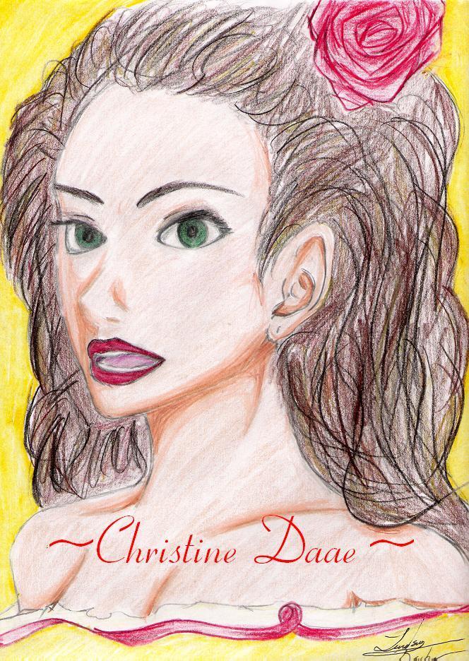 Christine Daae by ShadowsDemonGurl666