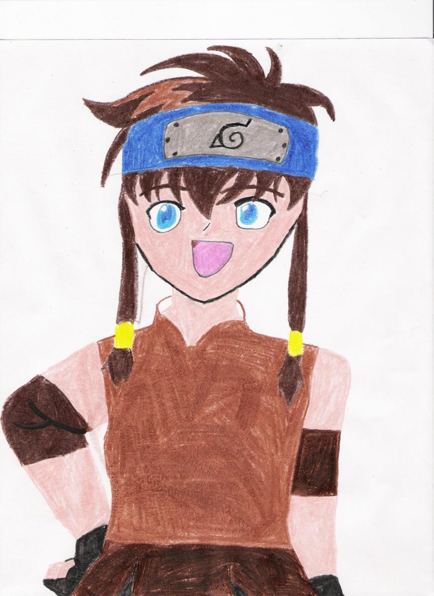 Ninja Misaki by Sharidaken_Tranqity