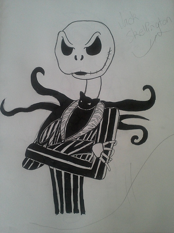 The Pumpkin King by Shayde