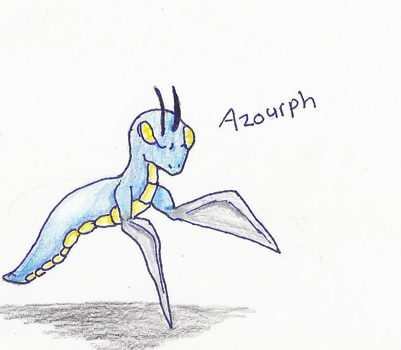 Azouph by Shedra