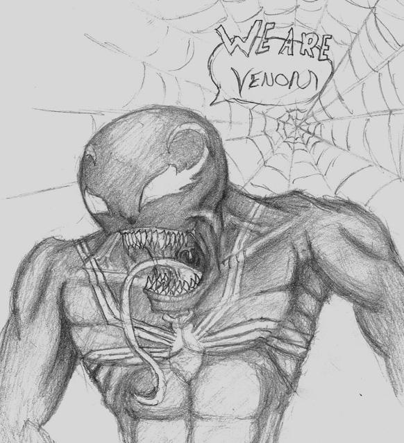 Venom by Shedra