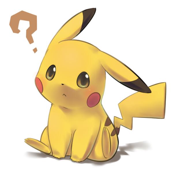 Pikachu by Shido
