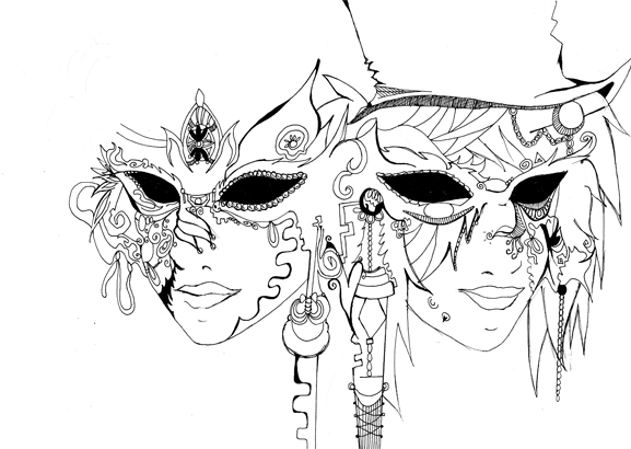 A Masquerader's Tale : W.I.P? by Shinsou