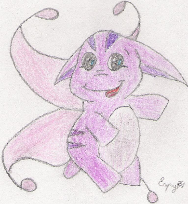 Faerie poogle by Shiny_Espeon