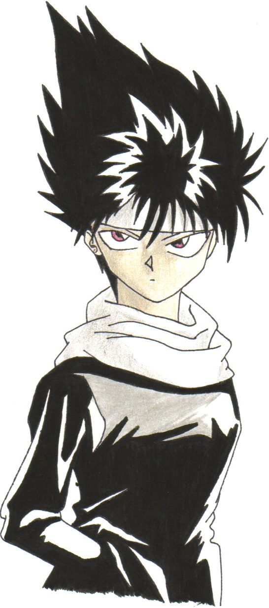 Hiei by Shiryu_669
