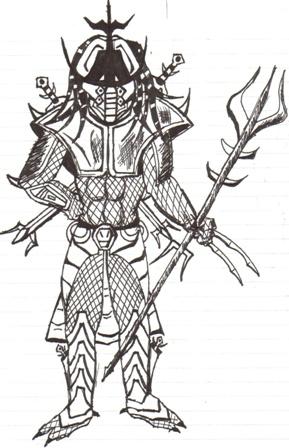 My predator by Shiryu_669